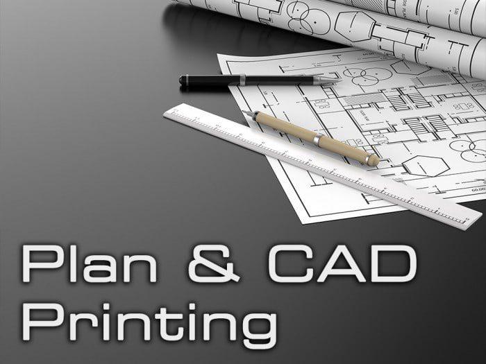 Plan Printing & CAD Printing Nottingham at Cycle Printworks