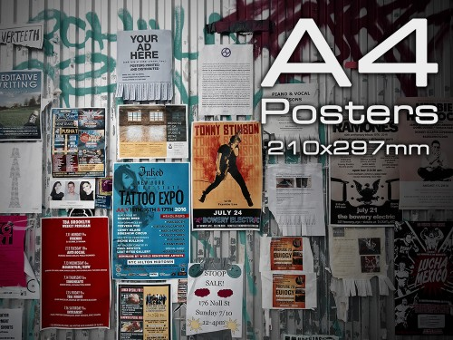 A4 Posters - Poster Printing Nottingham