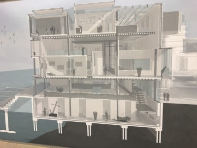 University of Nottingham Student Architecture Exhibition