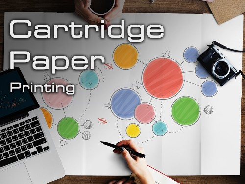 Cartridge Paper Printing - Cycle Printworks Nottingham
