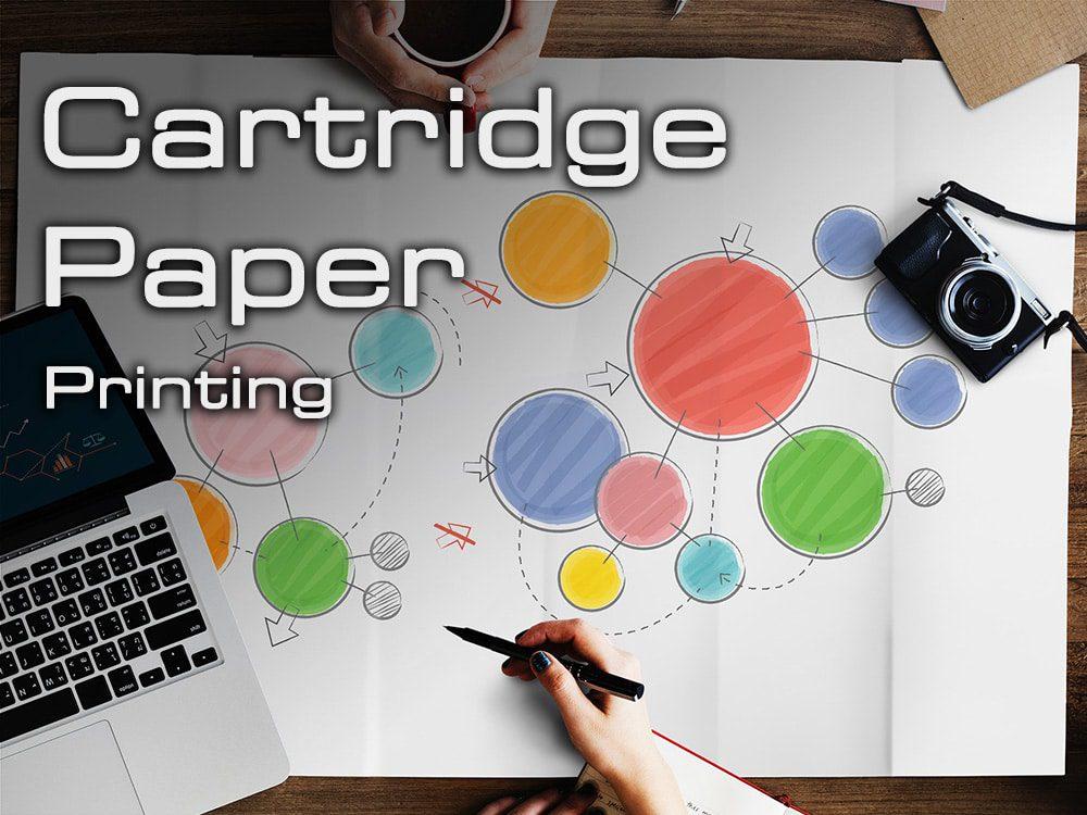 Cartridge Paper Printing - Cycle Printworks Nottingham